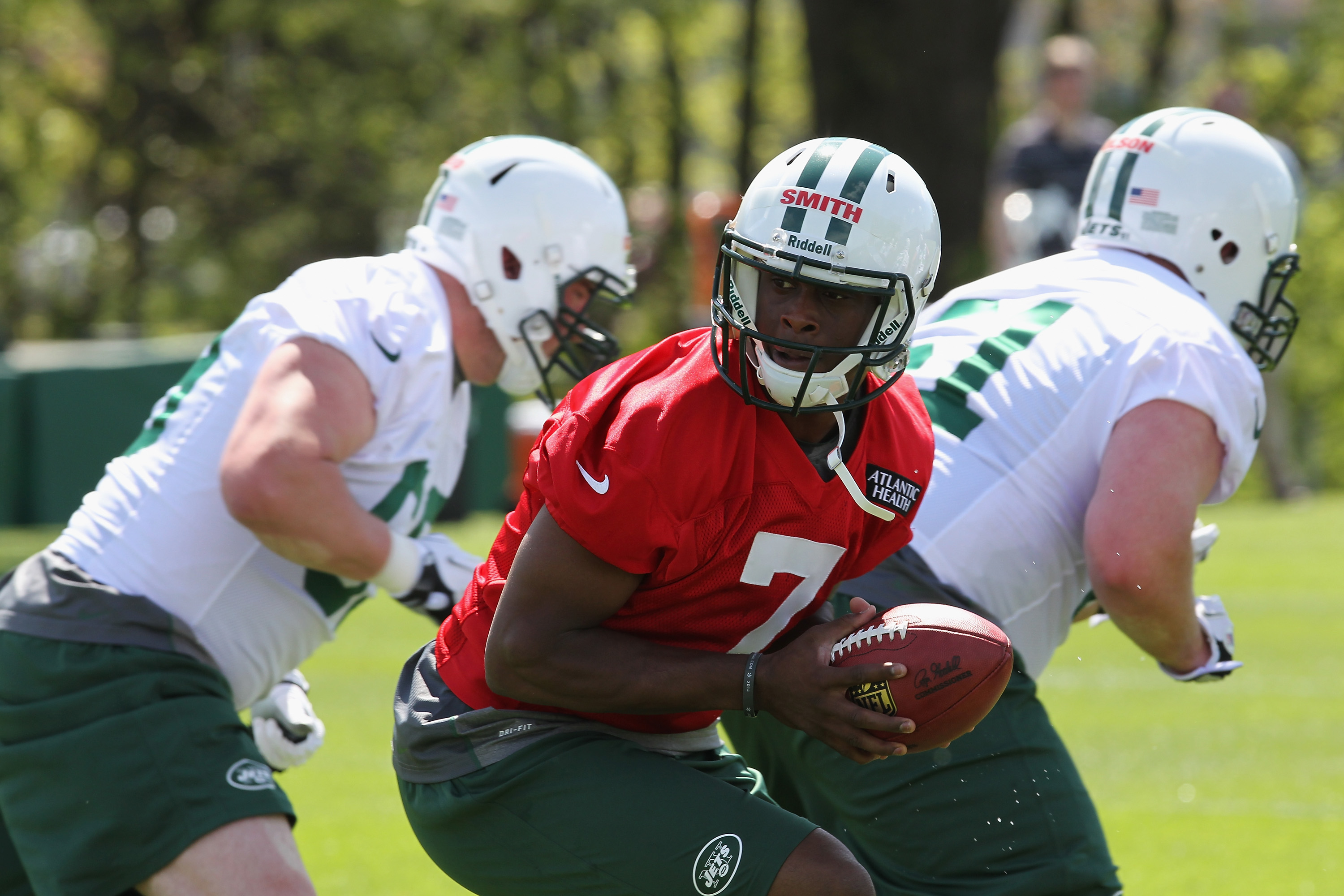 Two first-quarter picks for Geno Smith