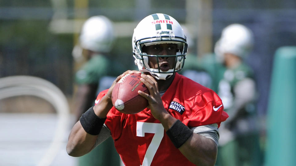 Rex Ryan Happy With Geno Smith's Conditioning