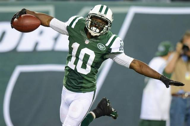 Smith, Holmes Lead Jets to 27-20 Victory Over Bills