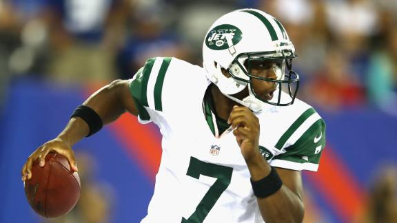New York's Worst Kept Secret; Geno Smith Will Start
