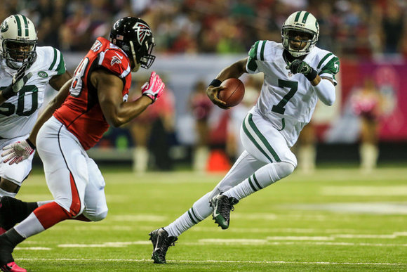 Perfect Geno and the Jets Shock Falcons, Win 30-28