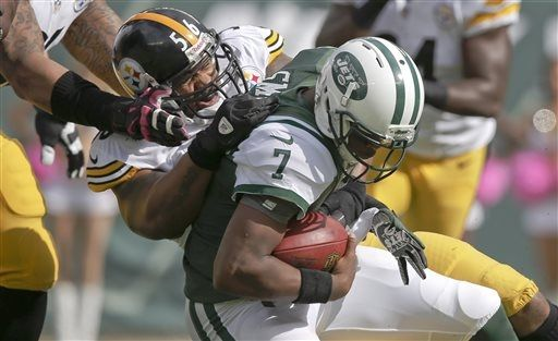 Jets Lose 19-6, Brought Back to Earth by Steelers