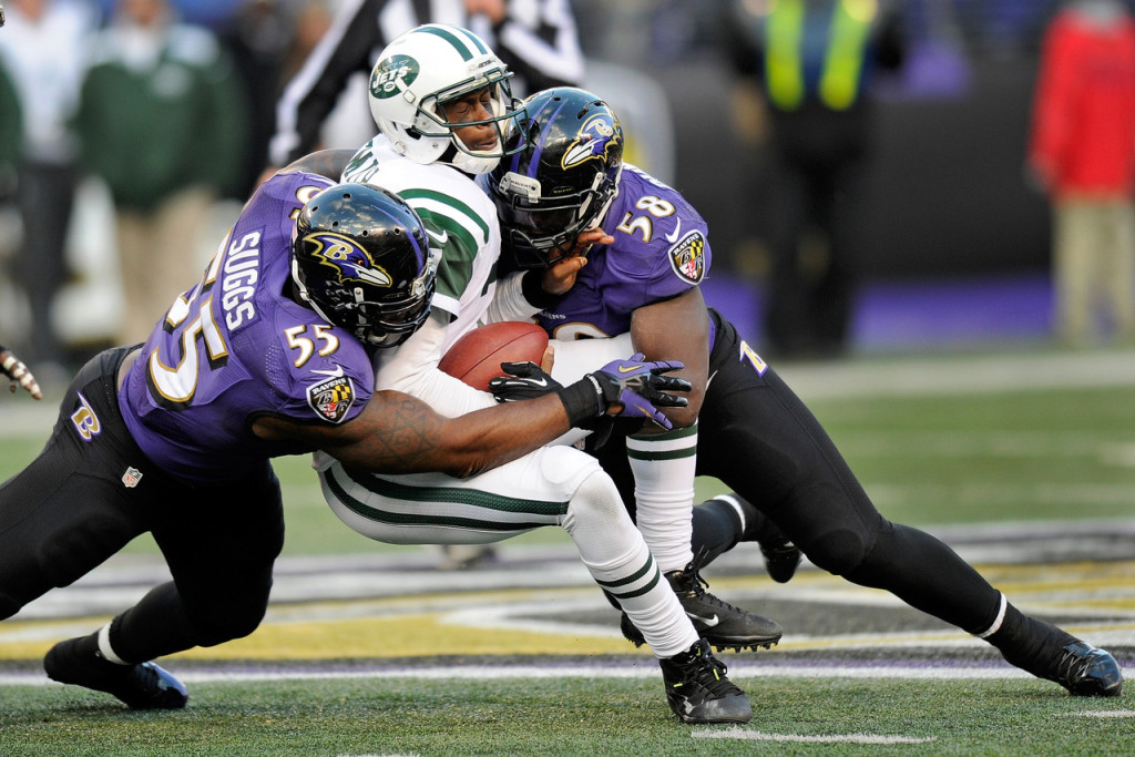 Jets Drop Two Games in a Row, Lose 19-9 to Ravens