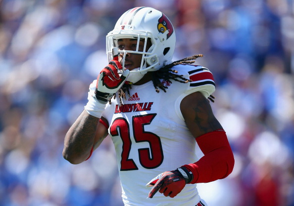 Jets Take Louisville Safety Calvin Pryor w/ 18th Pick