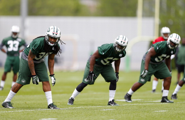 New York Jets Rookie Minicamp