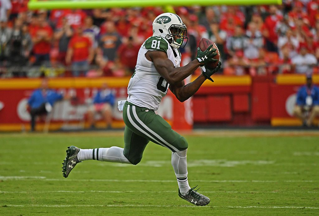 New York Jets v Kansas City Chiefs
