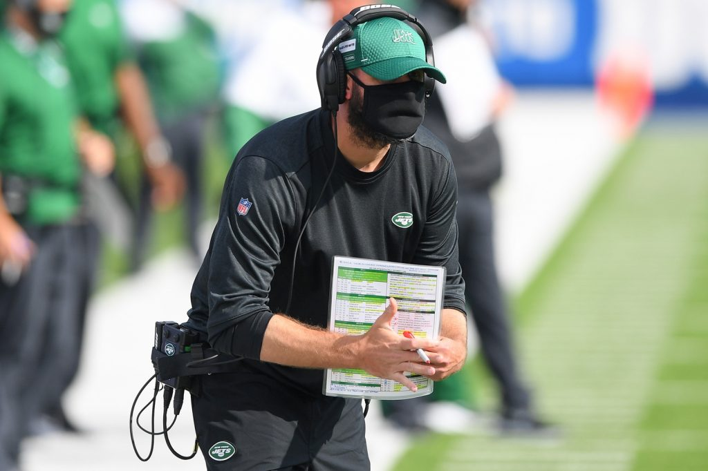 Jets Deny They're Talking to Agents of Coaches with Adam Gase's Job Not Safe